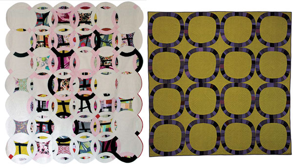 Thomas Knauer explores making quilting modern in this issue of Modern Patchwork.