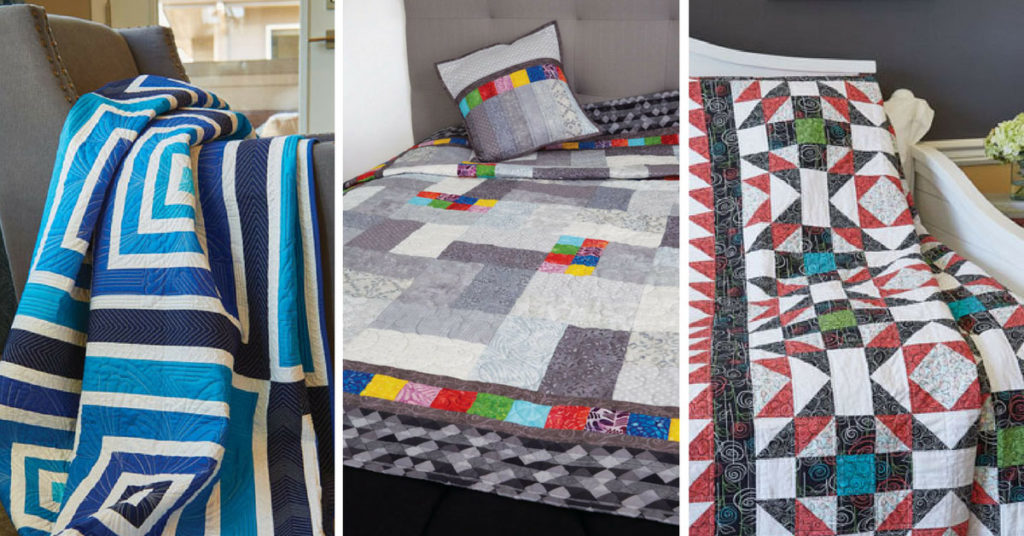 Quick Quilts February/March 2018