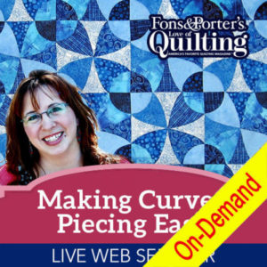 Jennifer Parks Web Seminar