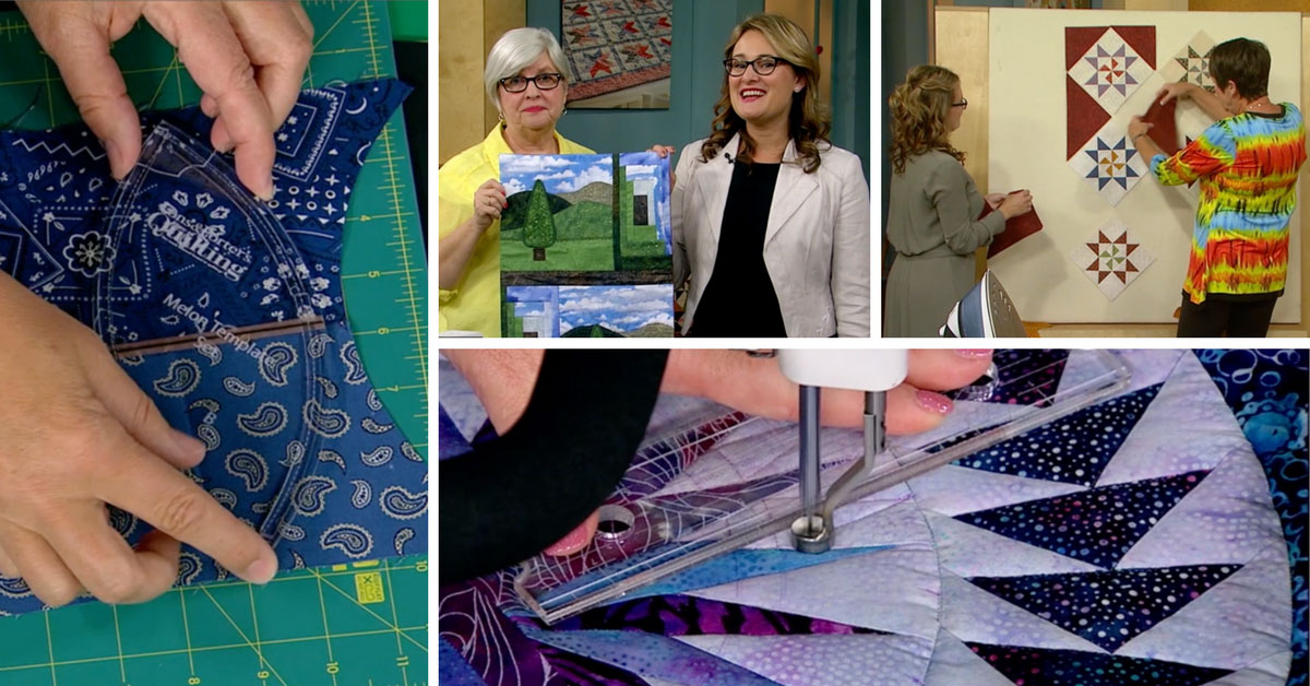 Love Of Quilting Tv Show 3100 Series The Quilting Company