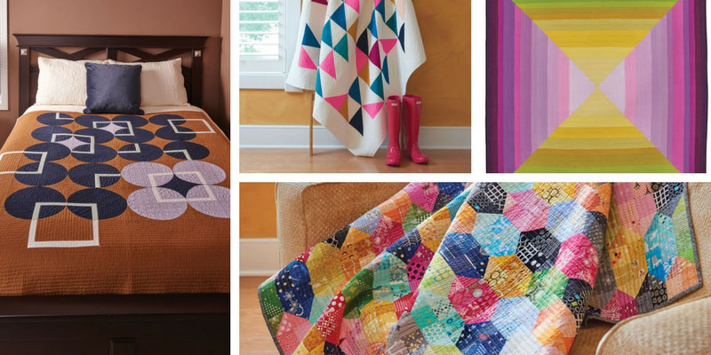 Modern quilt patterns our editors want to make in 2018