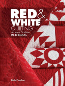 Valentine's Gifts for Quilters: Red and White Quilting