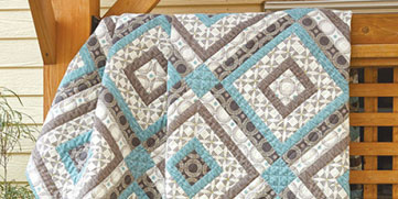Melbourne Shuffle Quilt Pattern