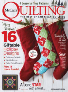 Valentine's Gifts for Quilters: Magazine Subscriptions