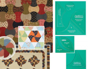 Valentine's Gifts for Quilters: Fons & Porter Template of the Month Club