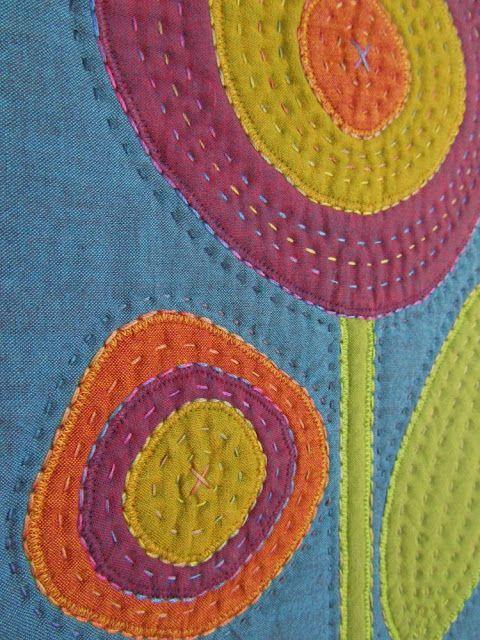 Big Stitching by Victoria Gertenbach