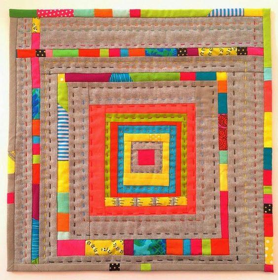 Square Flair by Rachel Daisy