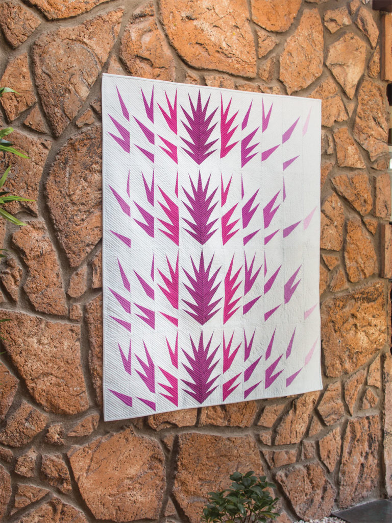 Agave Quilt by Amy Friend