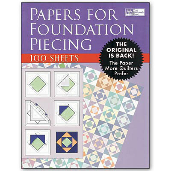 expert Debbie Kratovil's paper foundation techniques
