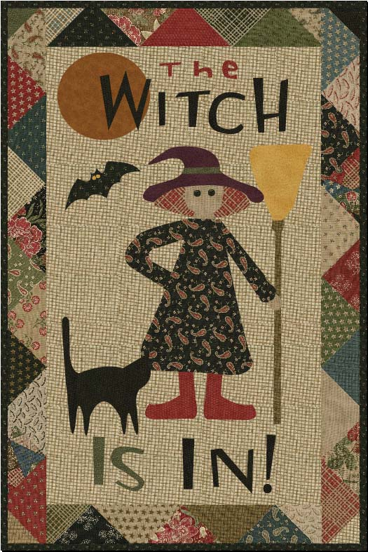 The Witch is In by Jan Patek