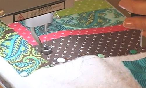 Long arm quilting - Getting Started on the Longarm Video Download