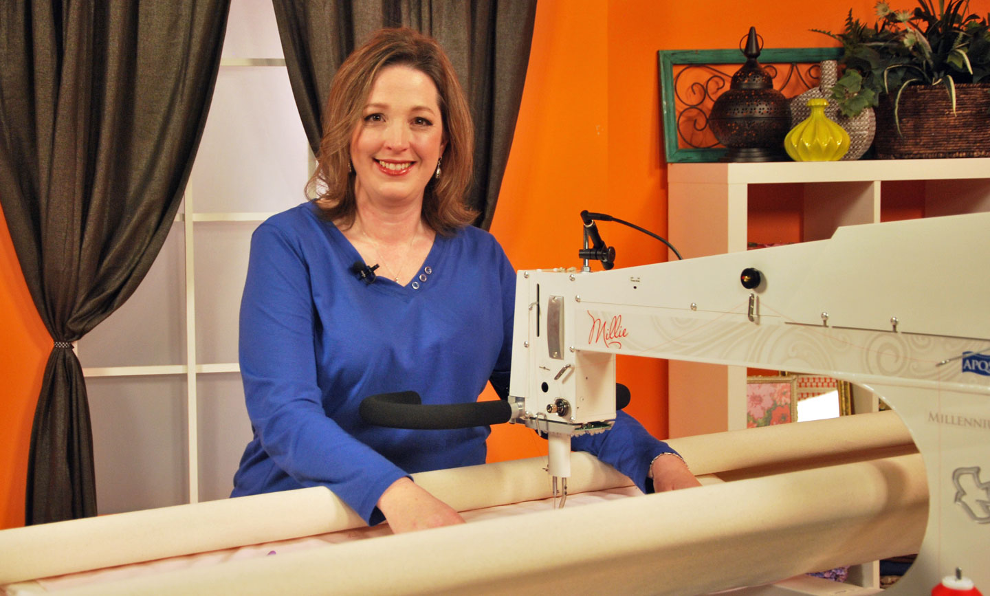Long Arm Quilting - Fundamentals of Longarm Quilting Course