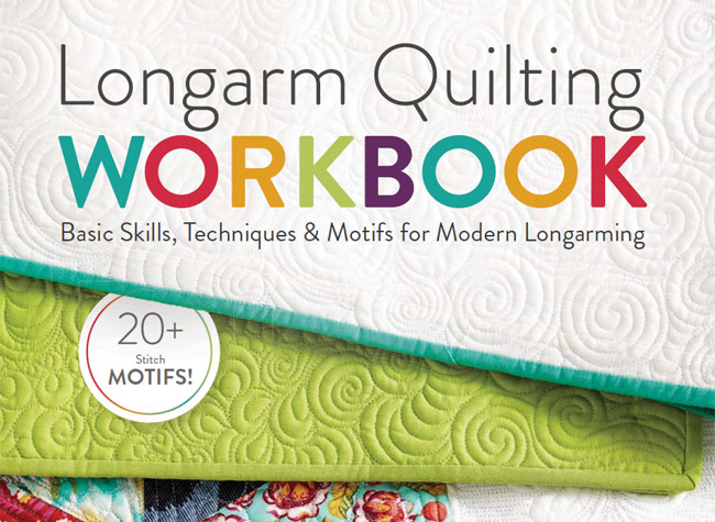 Long Arm Quilting - The Longarm Quilting Workbook Product Image