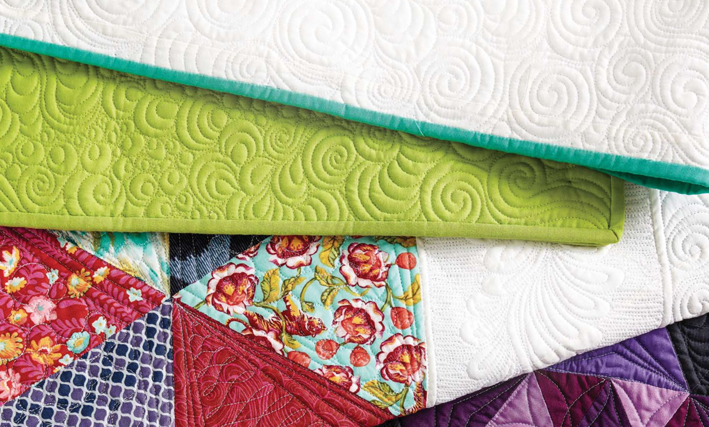 Long Arm Quilting - The Longarm Quilting Workbook
