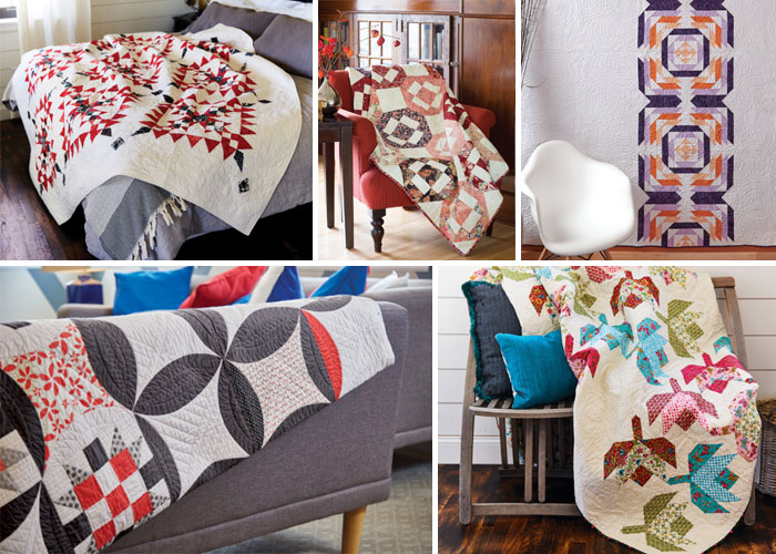 Long arm quilting - discover quilt patterns that would be great for your longarm machine!