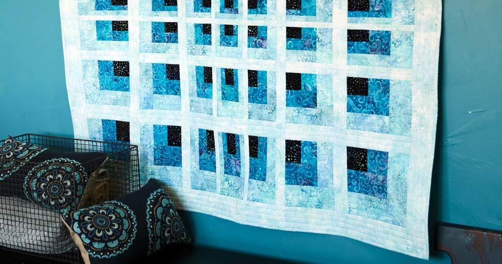Cubicles quilt