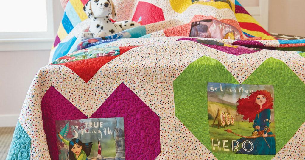quilt-disney-princess-dreams-style