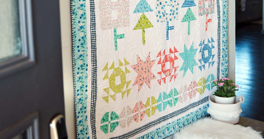 Home to Roost quilt