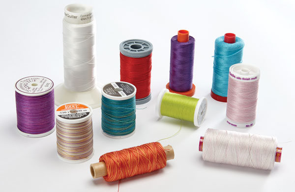 What's the best thread for quilting?
