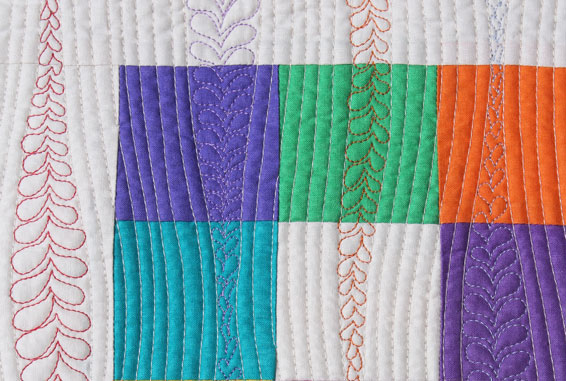 Modern Machine Quilting Book Review