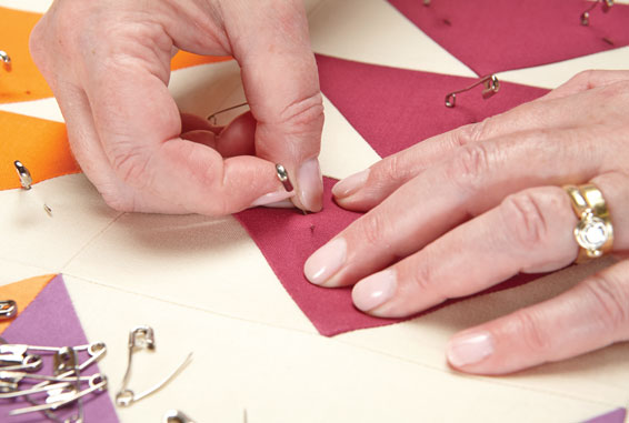 Walking Foot Quilting Course
