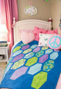 Tween Tumbler free quilt pattern