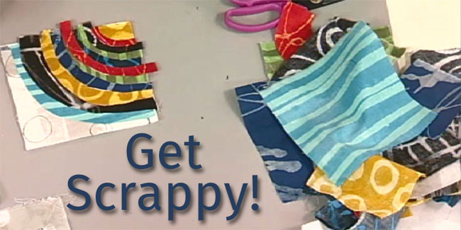 Applique Quilting - Try Layered & Fused Appliqué