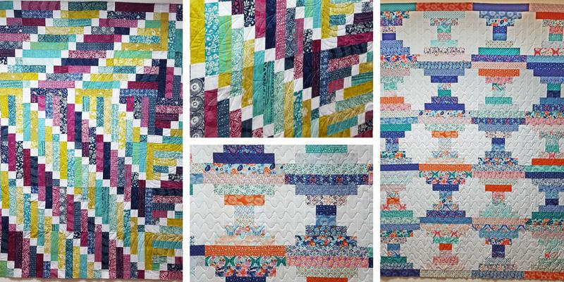 Strip Quilts - Free Quilt Patterns