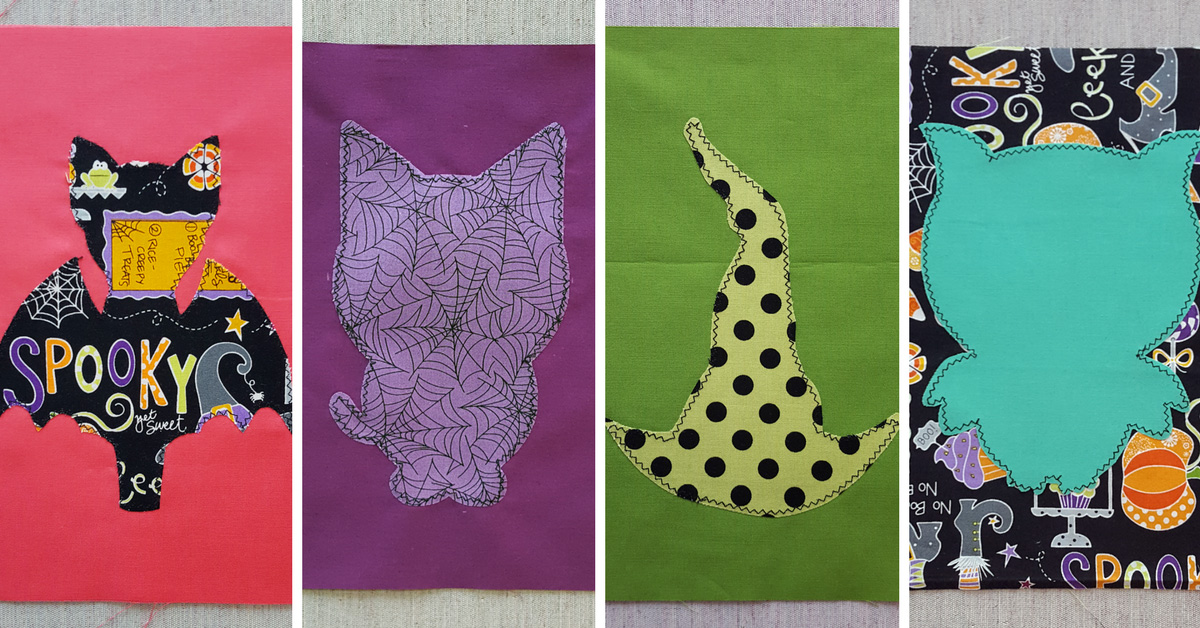 Design Wall Tuesday - Halloween Quilts