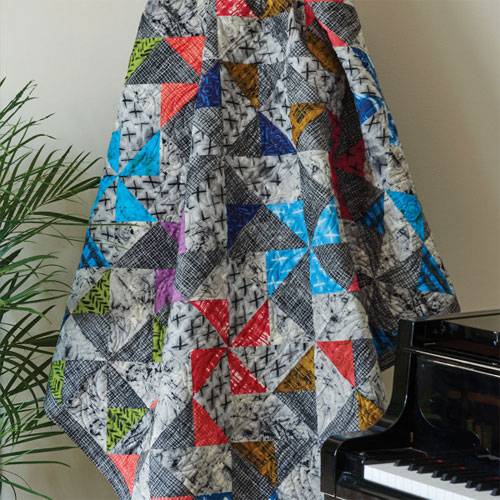 Easy Quilts Magazine - Nonpareil Quilt Pattern Download