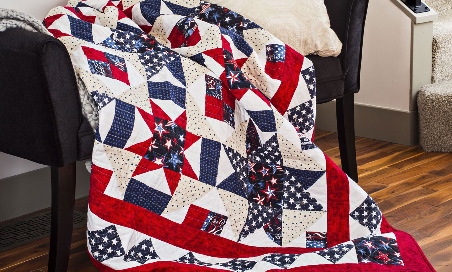 Easy Quilts Magazine - Subscribe Today!
