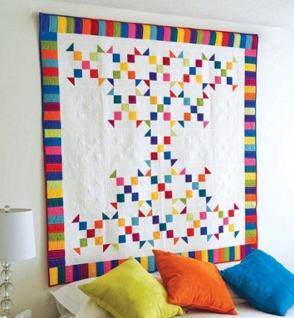 Quilting Quickly Magazine - Circus Act Quilt Kit