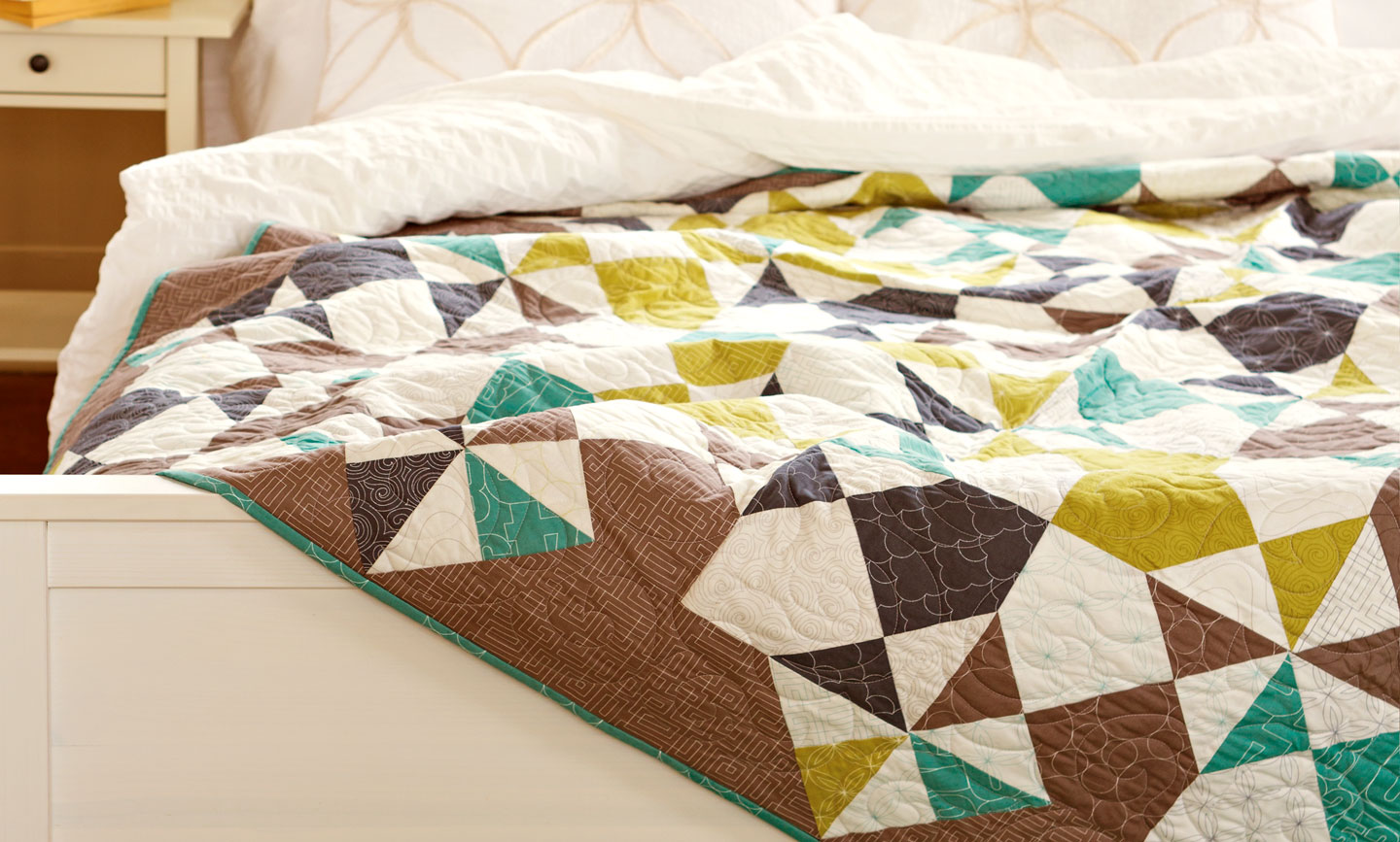 Quilting Quickly Magazine - Shop Patterns
