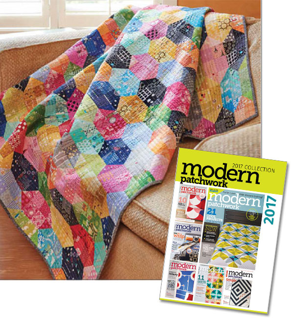 Modern Patchwork Magazine 2017 Collection Download