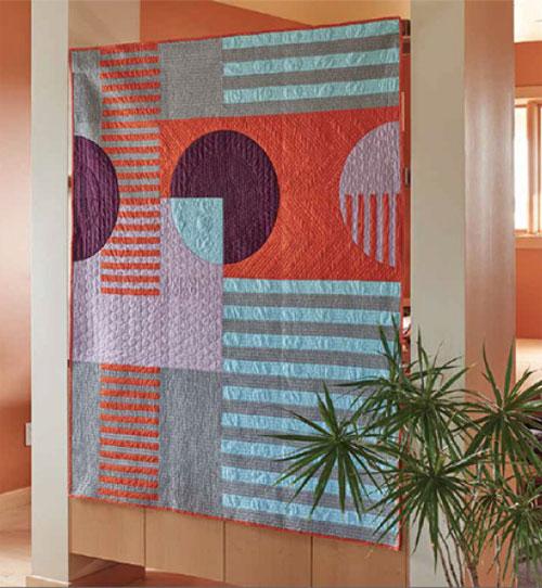 Modern Patchwork Magazine - Urban Trek Quilt Pattern Download