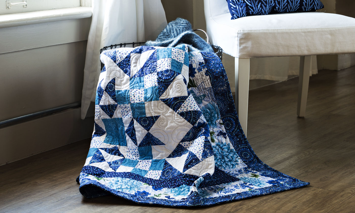 Quiltmaker Magazine - Subscribe Today!