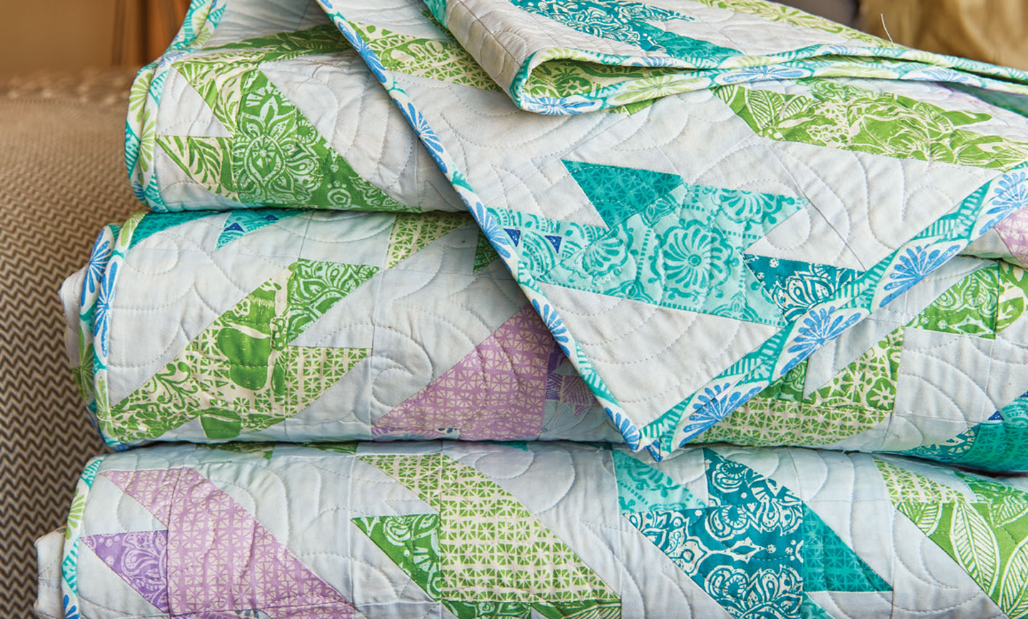 Quiltmaker Magazine - Shop Our Patterns