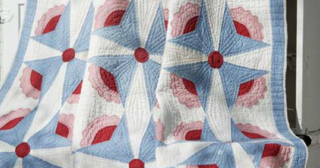Bull's Eye free quilt pattern