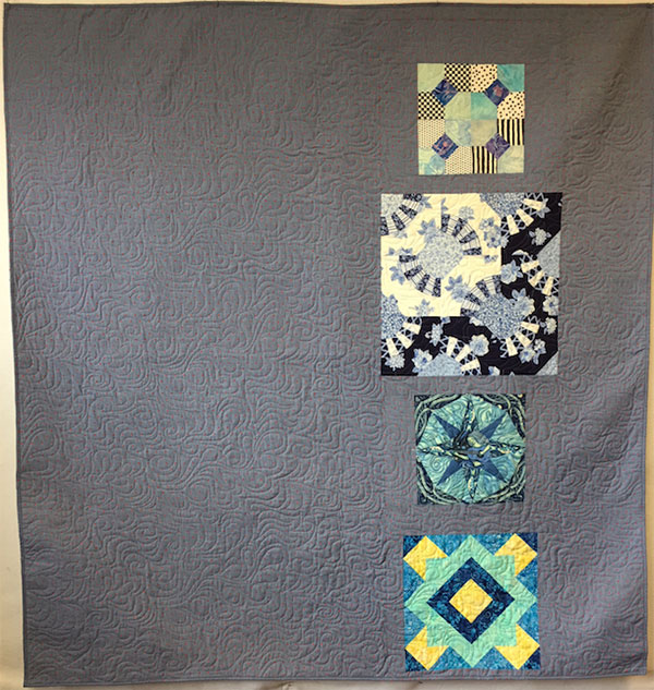 The Front of My Quilt