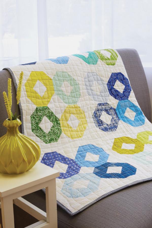 Skittles quilt