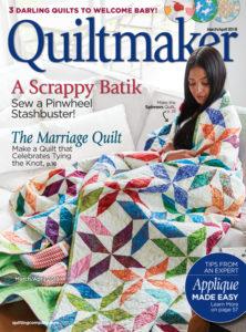 Quiltmaker March/April 2018