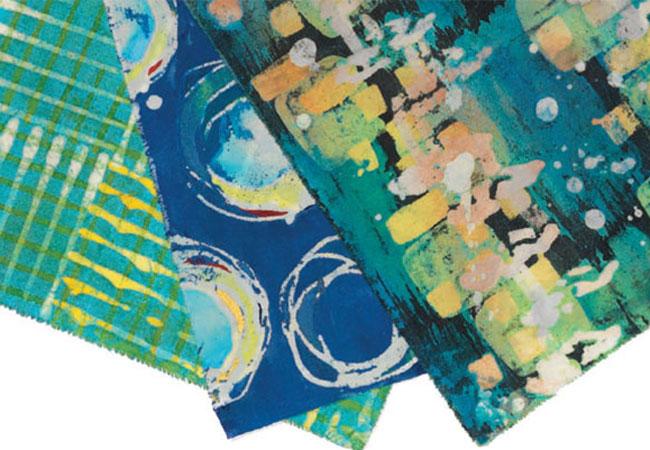 Batik Quilts and Fabrics - Make your own batik fabric