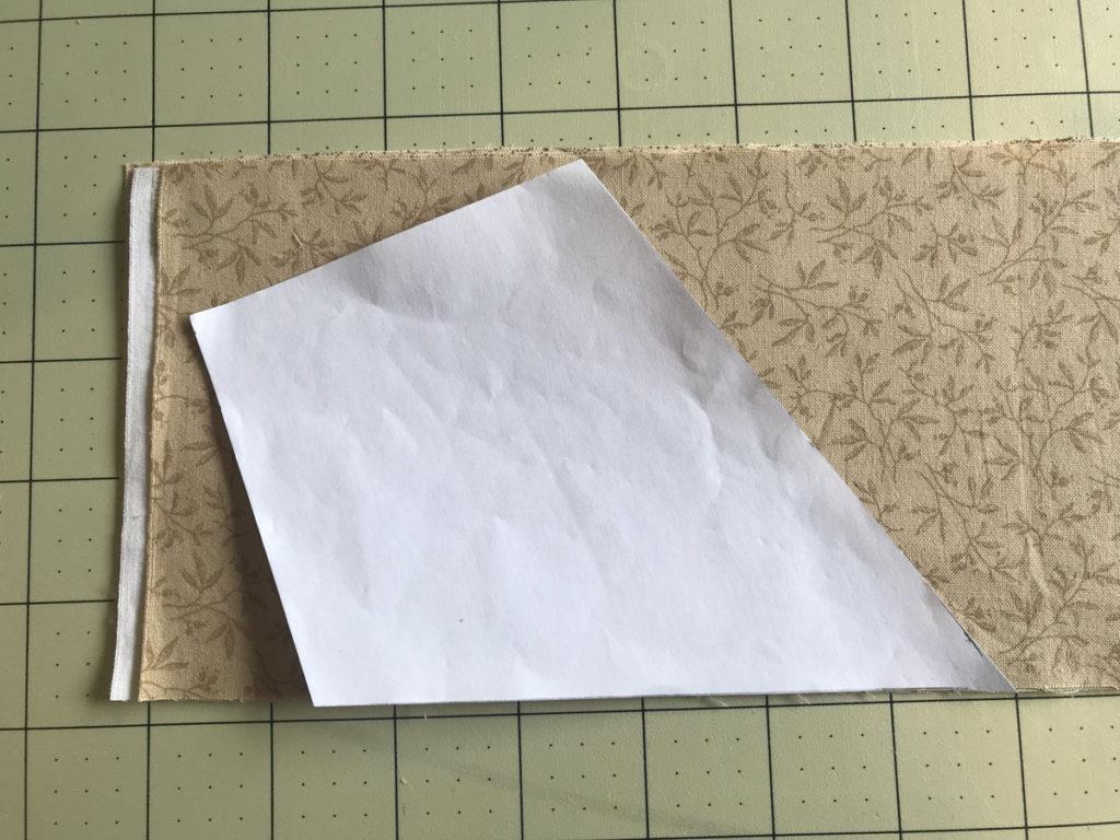 Stellar Elegance Mystery Quilt Clue 4 - Demo image 1
