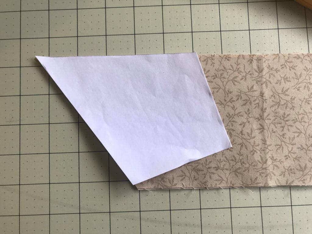 Stellar Elegance Mystery Quilt Clue 4 - Demo image 3