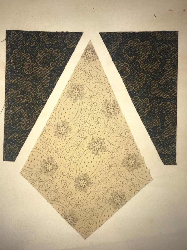 Stellar Elegance Mystery Quilt Clue 4 - Demo image 6