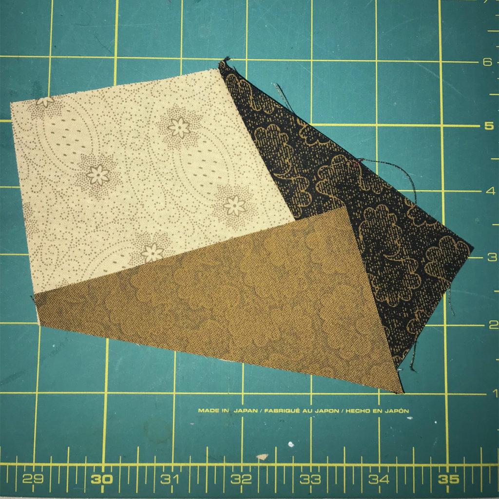 Stellar Elegance Mystery Quilt Clue 4 - Demo image 8