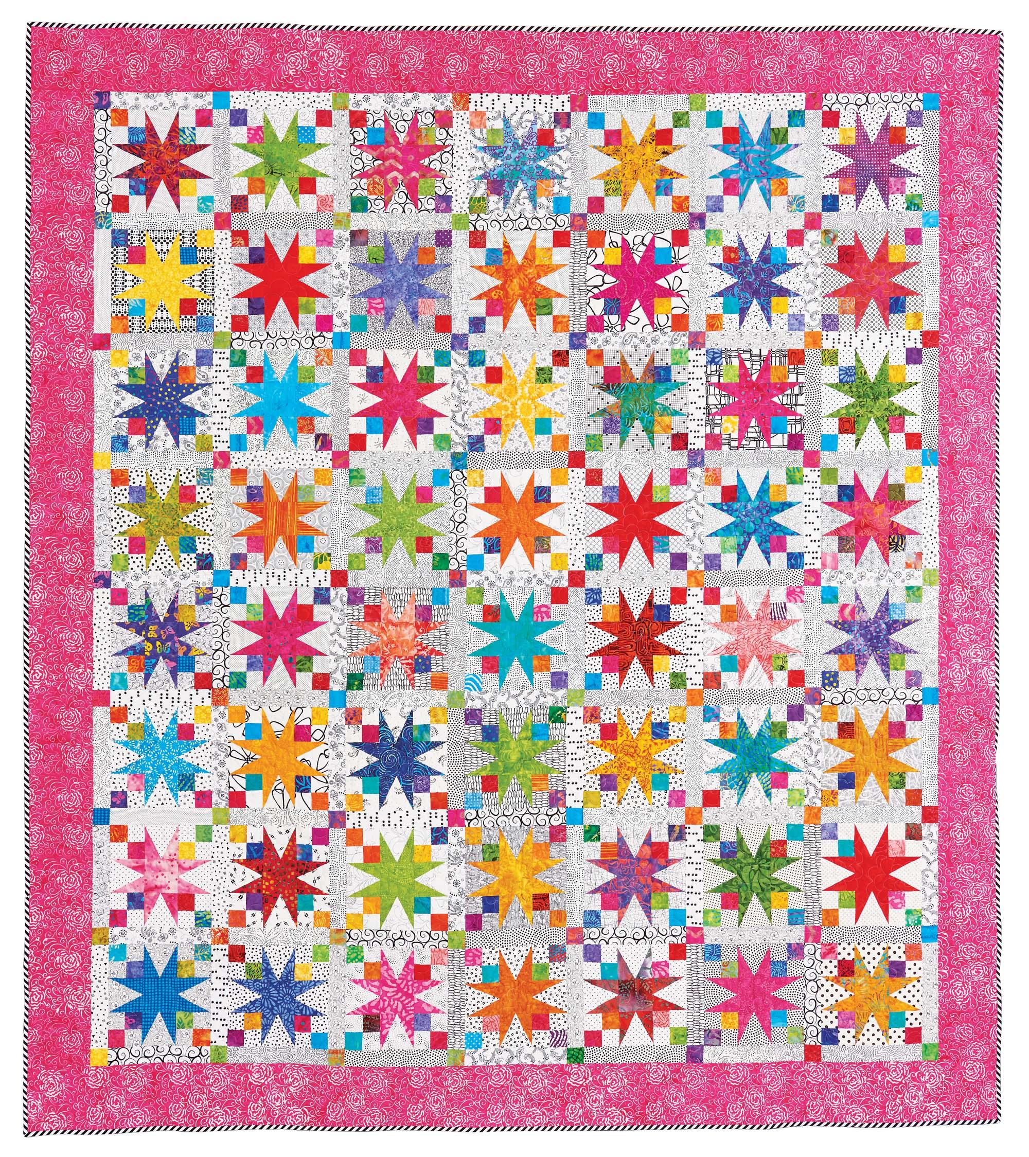 quilt-batik-stars-flat