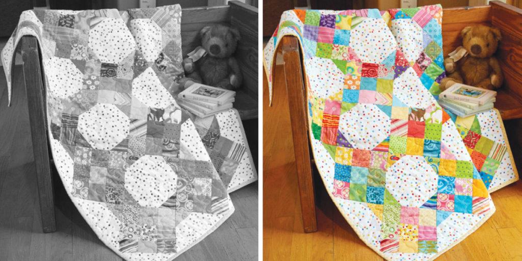 My Only Sunshine Baby Boy Quilt Pattern Idea #3