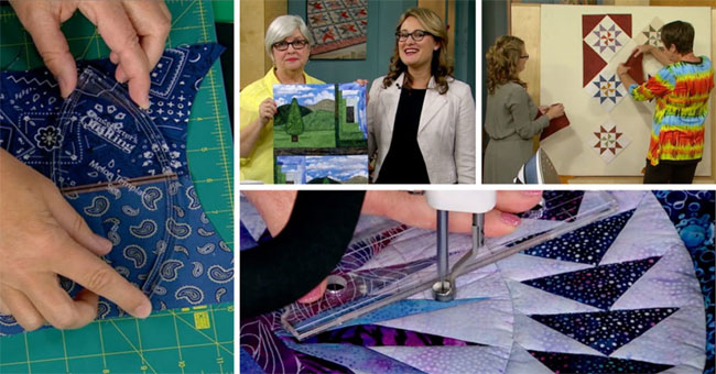 Fons & Porter's Love of Quilting TV - Learn More