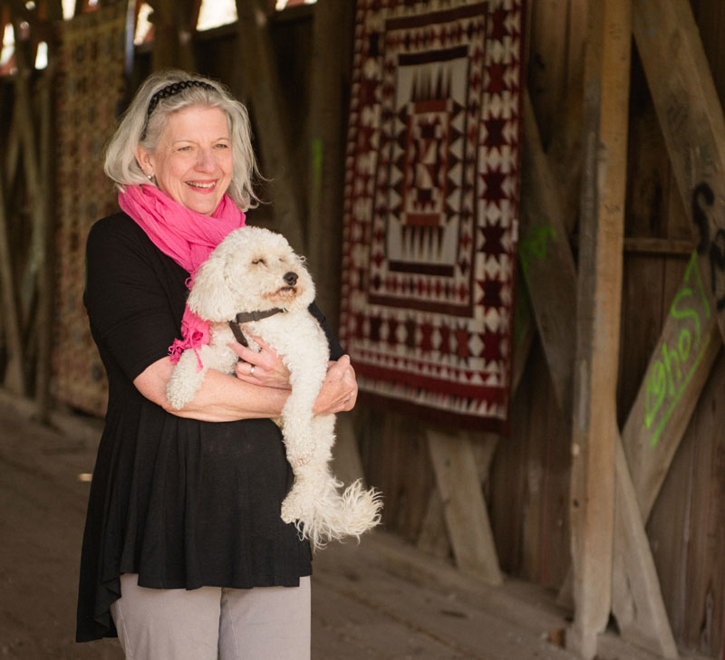 Quilting Company Escapes - At Home with Marianne Fons